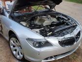 BMW 6 serija dalimis. Bmw 630i coupe 2006m.  bmw 630i cabrio