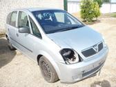 Opel Meriva. Detalių pristatymas visoje lietuvoje per dpd arba