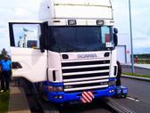 Scania 164, vilkikai