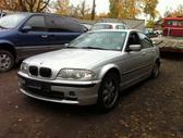 BMW 330. 3.0l benzinas, automatas, m apdaila, odinis rekaro