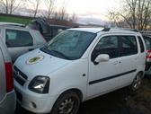 Opel Agila dalimis. Iš prancūzijos. esant galimybei,