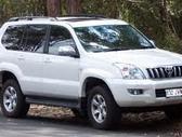 Toyota Land Cruiser dalimis. 2006m 3.0d