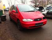 Ford Galaxy. 1,9 tdi pd 66kw, europinis.