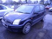 Ford Fusion. Ford fusion 2003m dalimis (angliskas).  skambin...