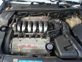 Alfa Romeo 166 dalimis