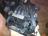 BMW 320. N46b20b variklio kodas . tiktai variklis. tolko poln...