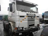 Scania, 113, vilkikai