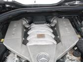 Mercedes-Benz ML63 AMG dalimis. tikras europinis 6.3 amg,