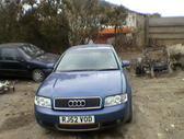 Audi A4. Audi a4 dalimis
