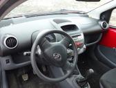 Toyota Aygo. Tel; 8-633 65075 detales pristatome beveik visoje