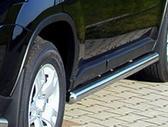 Nissan X-Trail. Slenksčiai nissan x-trail 76mm. pagaminta iš n...