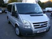 Ford, transit torneo, krovininiai mikroautobusai