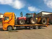 Renault Tralo paslaugos iki 15 tonu, sunkvežimių nuoma