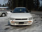 Subaru Impreza. Is sveicarijos (( ch ))
