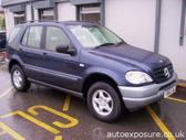Mercedes-Benz ML klasė. Tel; 8-633 65075 detales pristatome