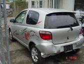Toyota Yaris. Is sveicarijos (( ch ))
