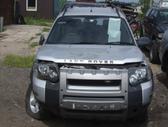 Land Rover Freelander dalimis. доставка бу запчастей с разтамо...