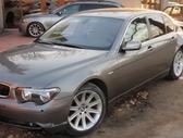 BMW 740 dalimis. Bmw 740d 2004m. dalimis bmw730d 2002-2007m.