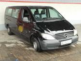 Mercedes-Benz, Vito, keleiviniai mikroautobusai