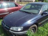Opel Omega dalimis. 1995-99m 1.8, 2.0, 2.5tds