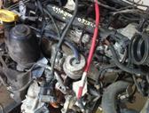 Fiat Grande Punto variklio detalės