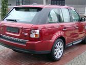 Land Rover Range Rover Sport dalimis. Detalių pristatymas i