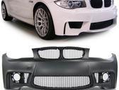 BMW 1 serija. tuning dalys. m bamperiai ,[ plastmasiniai [ abs...