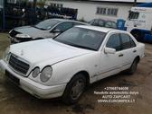 Mercedes-Benz E klasė dalimis. Automobiliu dalys - mercedes be...