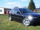 BMW 3 serija dalimis