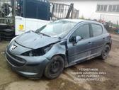 Peugeot 207 dalimis. Automobiliu dalys - peugeot 207 2007 1.4l
