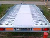 Syland Syland traliukas 400/200, lengvųjų automobilių priekabo...