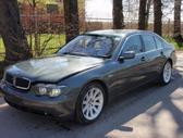 BMW 7 serija dalimis. Bmw730d 2002-2007m. dalimis bmw730i 200...