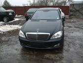 Mercedes-Benz S klasė dalimis. доставка бу запчастей с разтамо...
