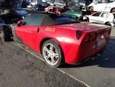 Chevrolet Corvette dalimis