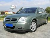 Opel Signum dalimis