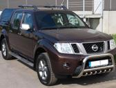 Nissan Navara. Priekinis lankas nissan navara. sertifikuotas.