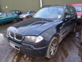 BMW X3. доставка запчястеи в  мoскву доставка запчястеи в лит...