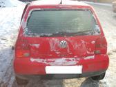 Volkswagen Lupo dalimis. Volksvagen lupo 00m. 1.4 16v, , dalim...