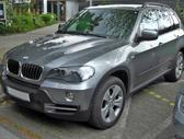BMW X5. Naujų originalių automobilių detalių užsakymai