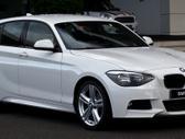 BMW 1 serija. Naujų originalių automobilių detalių užsakymai
