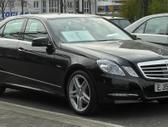 Mercedes-Benz E klasė. Naujų originalių automobilių detalių už