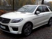 Mercedes-Benz ML klasė. Naujų originalių automobilių detalių u...