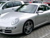 Porsche 911. Naujų originalių automobilių detalių užsakymai