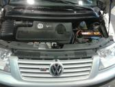 Volkswagen Sharan dalimis. 4 motion