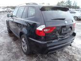 BMW X3. Didelis naujų ir naudotų originalių bmw dalių
