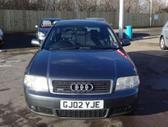 Audi A6 dalimis. Facelift, 1.9 tdi  96 kw