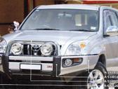 Toyota Land Cruiser. Arb sahara buferis toyota lc120.naujas.