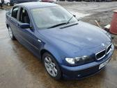 BMW 318. Bmw e46.e39, e38 dalimis