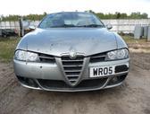 Alfa Romeo 156. Detalės  nuo  variklio - jts   ( 932axa. )