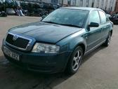 Skoda Superb. 2.5 tdi, 114 kw.